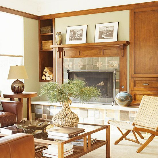 113 best Fireplace images on Pinterest