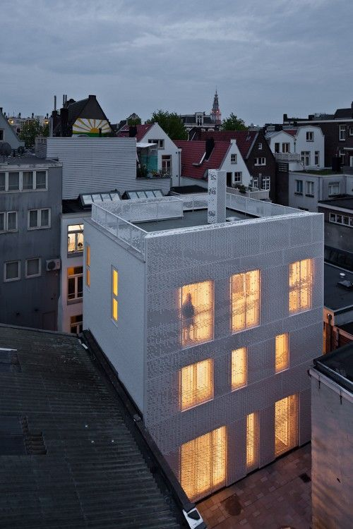 Tussen de Lakens  Design: Abbink X De Haas  Commissioner: Woningstichting De Key