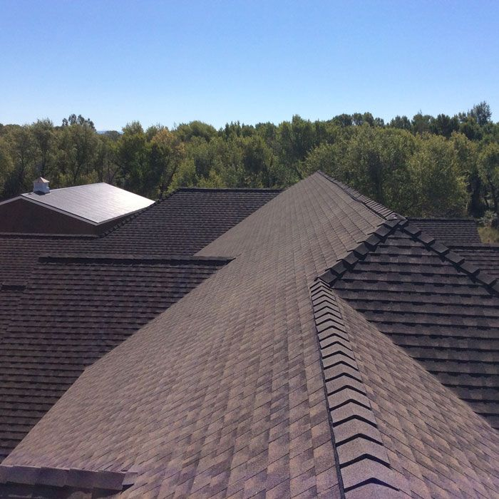 Best Gaf Barkwood Timberline Hd Shingle Roofing Premium 640 x 480