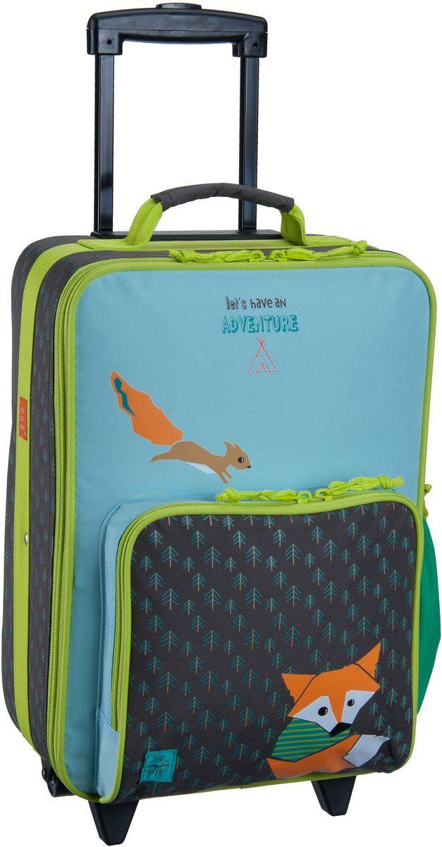 Taschenkaufhaus Lässig 4Kids Trolley Little Tree - Fox - Reisegepäck für Kinder: Category: Taschen & Koffer > Reisegepäck…%#Quickberater%