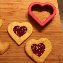 Raspberry Shortbread | Recipe