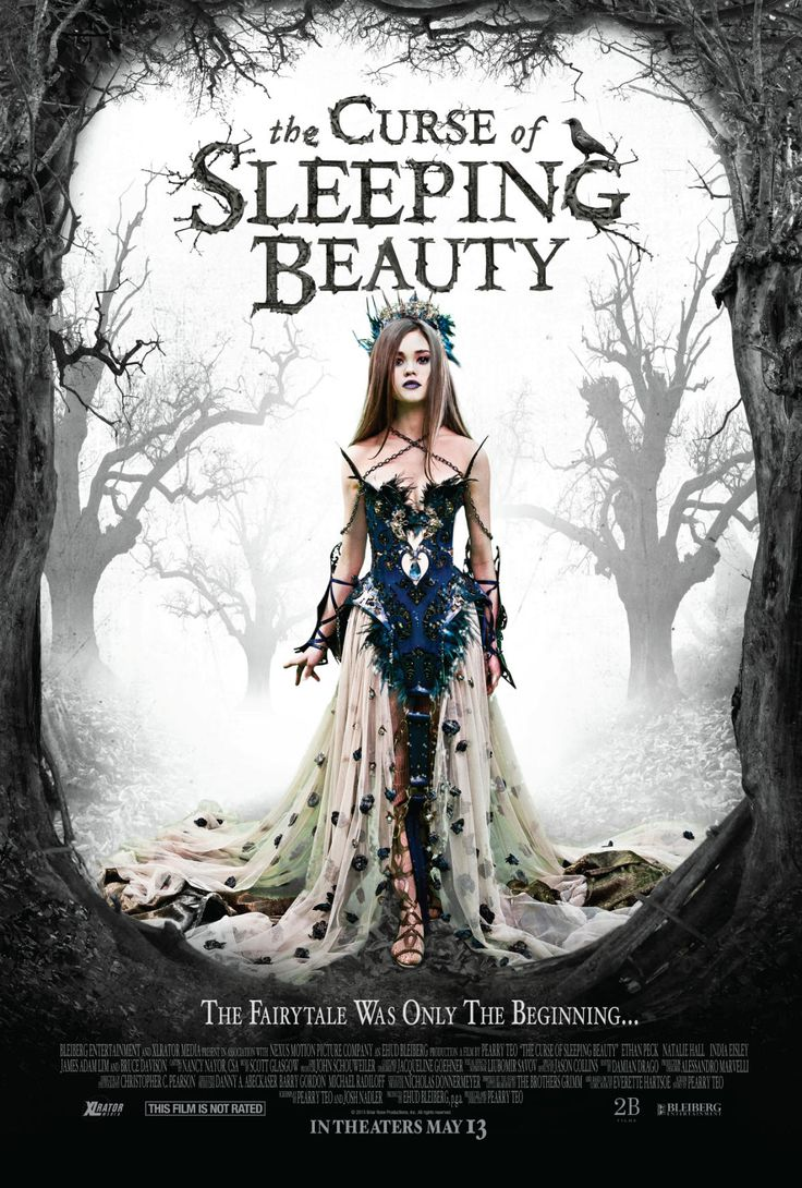 THE CURSE OF SLEEPING BEAUTY Release Details Poster Photos