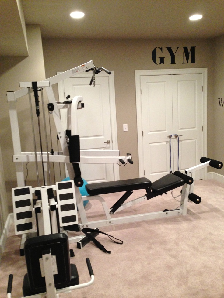 Images about home gym ideas on pinterest half rack