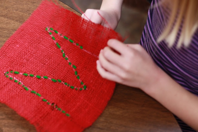 Elves and the Shoemaker - be like the elves and sew