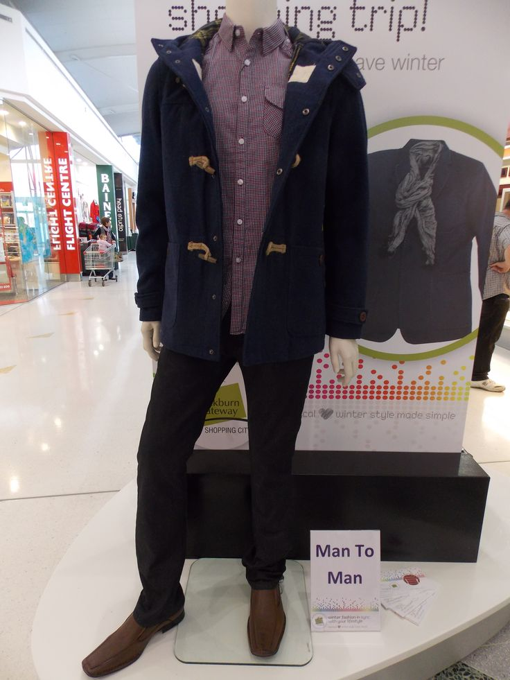 All items from Man To Man- June 2013.
