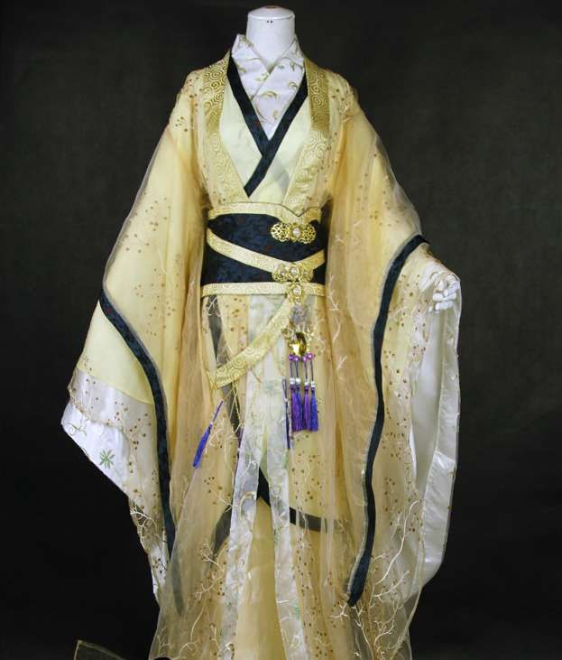 Traditional Ancient Chinese Clothing Modern chinese dress
