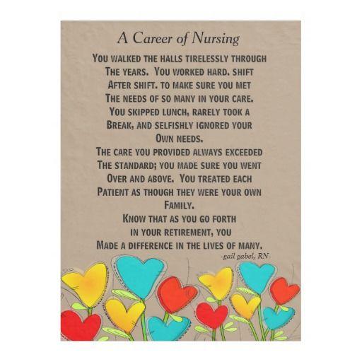 Retired Nurse Poem Fleece Blanket Brown http://www.zazzle.com/retired_nurse_poem_fleece_blanket_brown-256245522964363116?rf=238282136580680600*  $35.95