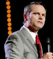I've never laughed so much in my life as when Jack Dee was in the first celebrity Big Brother.