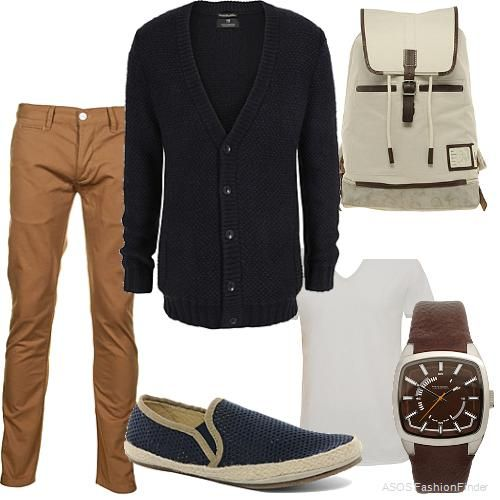 The Casual  | Men's Outfit | ASOS Fashion Finder