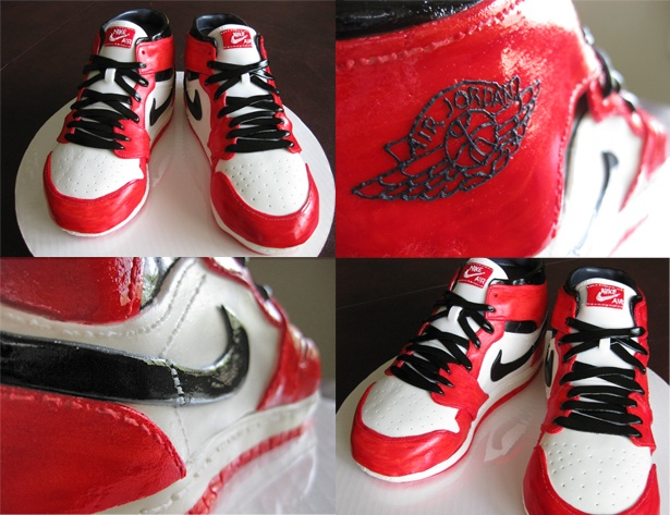 michael jordan shoes red black and white weddings 796613