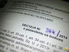 Mamy pozwolenie na budowę! -   Nasza Budowa - blog http://www.ekspertbudowlany.pl/blog/id617,mamy-pozwolenie-na-budowe