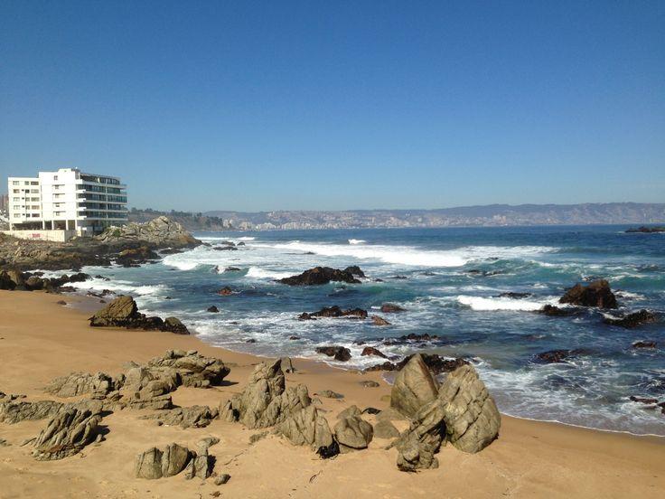 Viña del Mar in Valparaíso