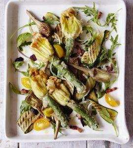 Provencal Salad Chef Daniel Galmiche