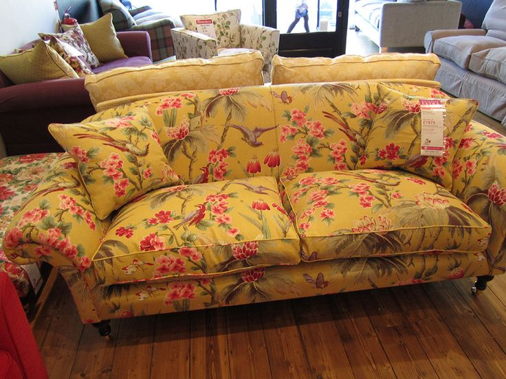 Browning Sofa in Paradise http://www.sofaworkshop.com/sofa/browning