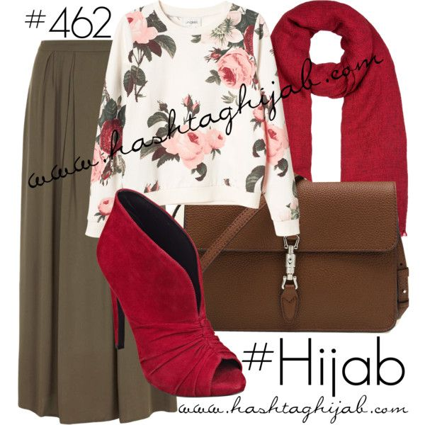 Hashtag Hijab Outfit #462 by hashtaghijab on Polyvore featuring Monki, Dorothy…
