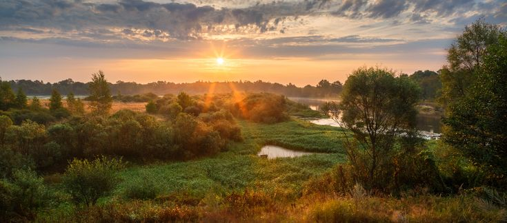 35PHOTO - Михаил Кушнер - На рассвете сентября v.2