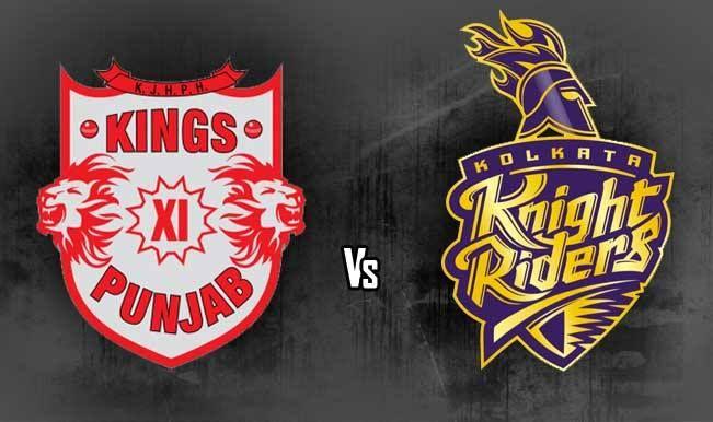 Today's match between Kolkata Knight Riders and Kings XI Punjab @ Eden garden, Kolkata by 8:00PM. #IPLUpdates www.chennaiungalkaiyil.com.