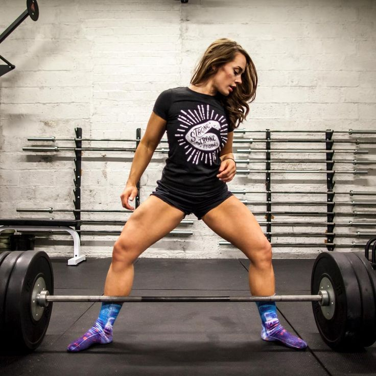 Follow @megsquats for powerlifting and strength tips!