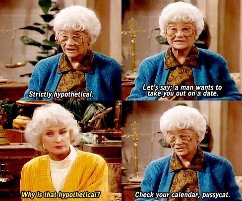 golden girls friendship quotes