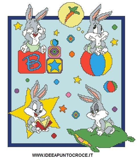 anteprima schema bugs bunny