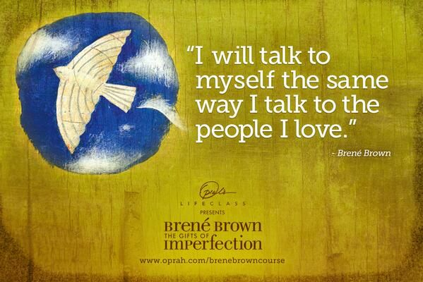 - brene brown