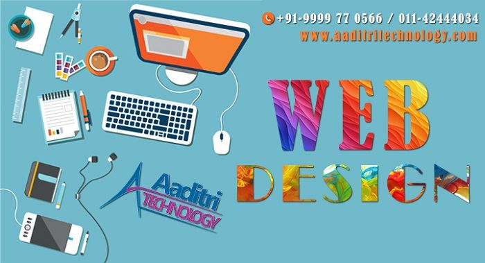 Aaditri Technology Offers Finest #Responsive_Web_Design Company in Delhi.