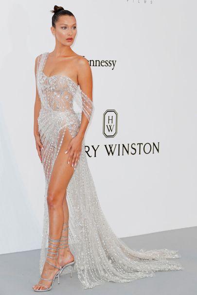 Bella Hadid   amfAR Gala 2017 Dresses   British Vogue