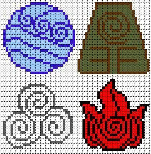 Best Minecraft Pixel Art Stuff Images On   Cross