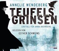 Zeit für neue Genres: Rezension: Teufelsgrinsen - Annelie Wendeberg