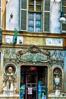 Farmacia Chimica, Turin