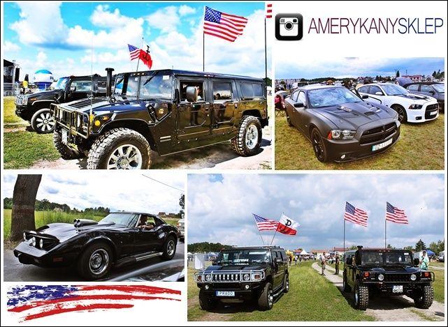 AmerykanySklep on American Cars Mania 2017