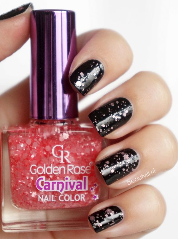 Golden Rose Carnival Nail Color Mega Review ~ 04