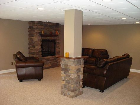 best 25+ basement fireplace ideas on pinterest | stone fireplaces