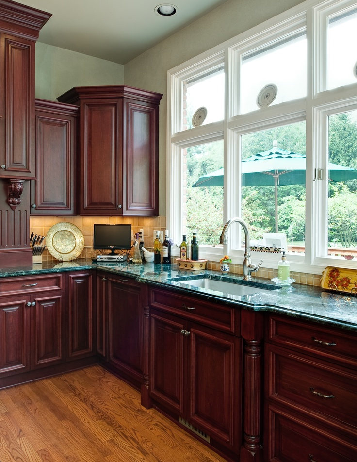 Bingham farms kitchen remodel featuring one of our local for Kitchen cabinet lines