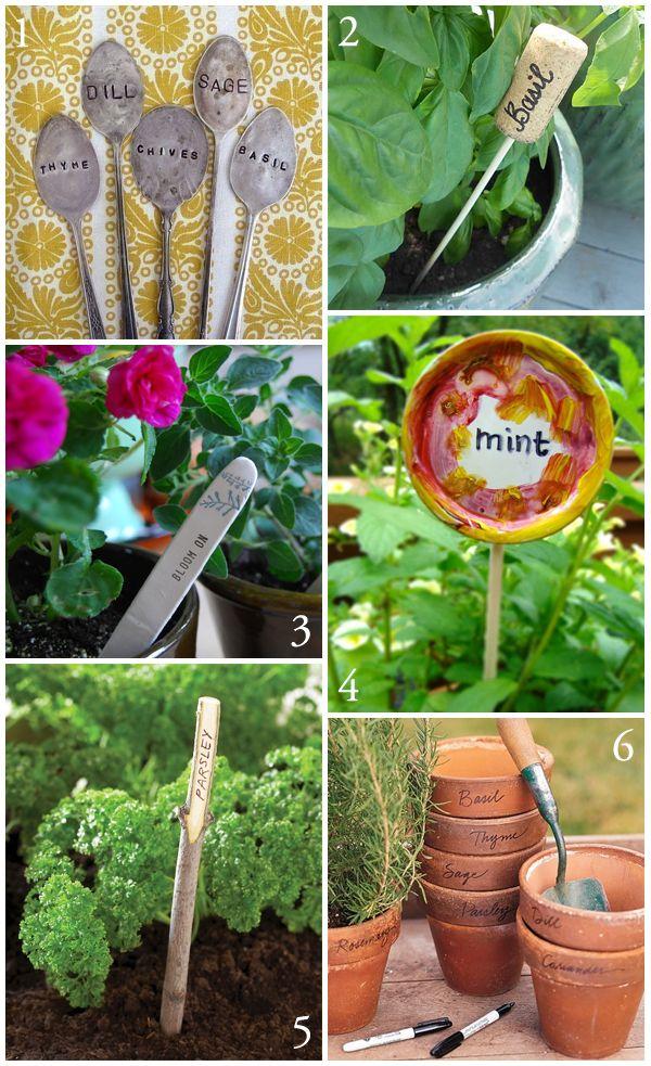 85 Best Ideas About Diy Plantenstekers Diy Garden