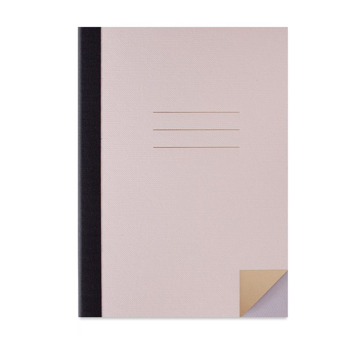 Back-to-school notebook by Studio Sarah