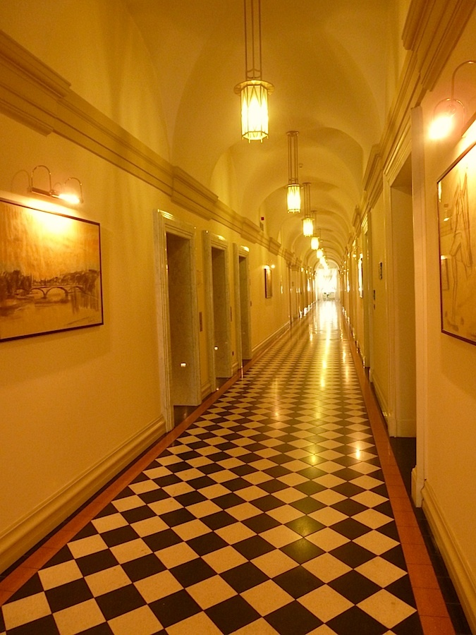 March 18, 2013. Palatial beauty in a historic setting. The Boscolo Prague is certainly a great hotel. www.traveladept.com