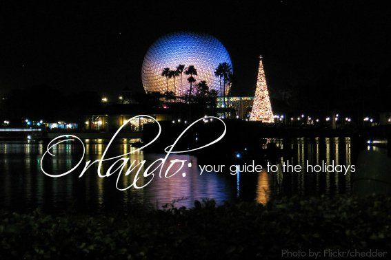 Celebrate the Season with Christmas Events in Orlando, Florida