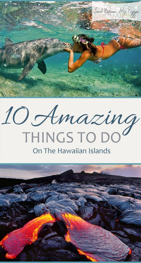 10 Amazing Things to Do On The Hawaiian Islands| Hawaiian, Vacationing In Hawaii, Hawaii Vacation, Travel Hacks, Travel Fun, Fun Travel Activities, Vacation Activities, Travel, World Travel #Hawaii #Travel