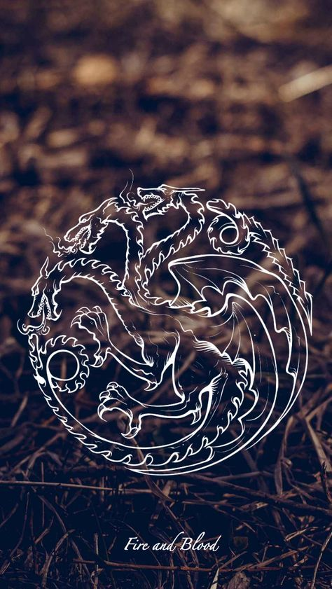 Game of Thrones – wallpaper – sigil – Targaryen by EmmiMania.deviant… on @Devi…