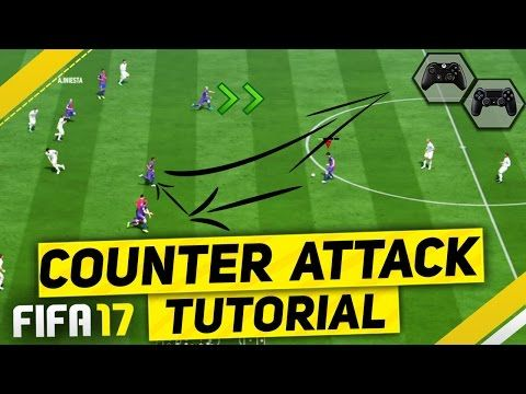 """http://www.fifa-planet.com/fifa-17-tips-and-tricks/fifa-17-attack-like-a-pro-tutorial-simple-guide-to-score-fast-easy-goals-most-effective-tricks-2/ - FIFA 17 ATTACK LIKE A PRO TUTORIAL - SIMPLE GUIDE TO SCORE FAST & EASY GOALS - MOST EFFECTIVE TRICKS  FIFA 17 HOW TO SCORE GOALS – BEST FIFA 17 TIPS & TRICKS ►Buy cheap & safe coins here http://www.fifacoin.com/?aff=22907 15% Discount Code """"Ovvy"""" ►Cheap Games & Codes https://www.g2a.com/r/o"""