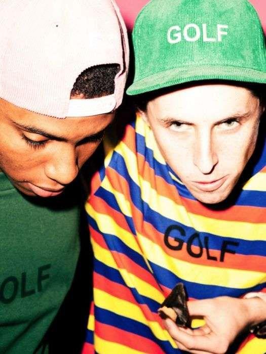 Odd Future Presents the 'Golf Wang' Fall/Winter 2013 Line trendhunter.com