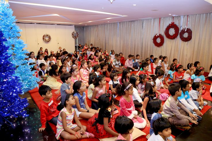 Cinnamon Grand's highly popular Santa's Workshop was held on 17 December at the Atrium. For five-hours, over 130 kids joined Santa and his helper elves to learn and create some extra special crafts for the season!