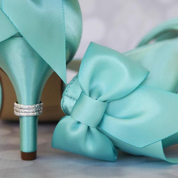 Aqua Wedding Shoes, Blue Wedding Shoes, Something Blue, Something Blue Shoes, Blue Bridal Heels, Wedding Accessories, Custom Wedding Shoes by EllieWrenWeddingShoe on Etsy https://www.etsy.com/listing/194410762/aqua-wedding-shoes-blue-wedding-shoes