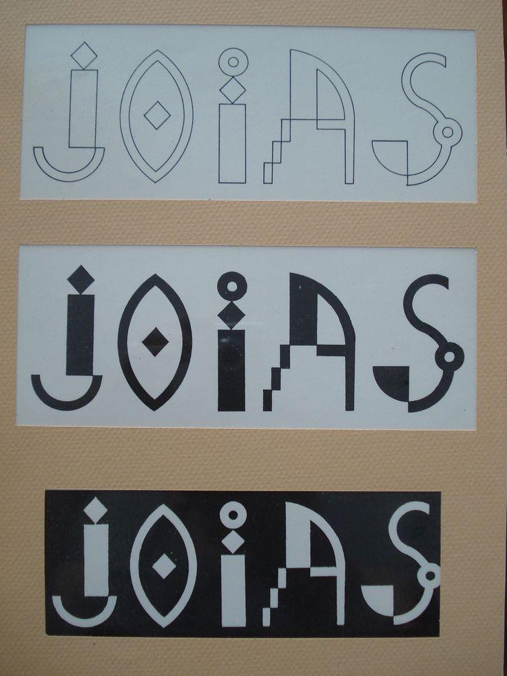 Logo: jóias