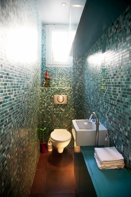 105 best Toilettes images on Pinterest | Restroom decoration ... Les For Small Bathrooms Bathroom Designs on bathroom tile ideas, bathroom cabinet designs, bathroom makeover for small bathrooms, bathroom themes, bathroom design ideas, bathroom decor, bathroom decorating, bathroom cabinets for small bathrooms, hgtv small bathrooms, bathroom trends, bathroom shower designs, bathroom shower ideas for small bathrooms, bathroom designs for small spaces, interior designs for small bathrooms, bathroom color ideas, bathroom color designs, terrace designs for small bathrooms, bathroom remodeling, tile designs for bathrooms, bathroom layouts,