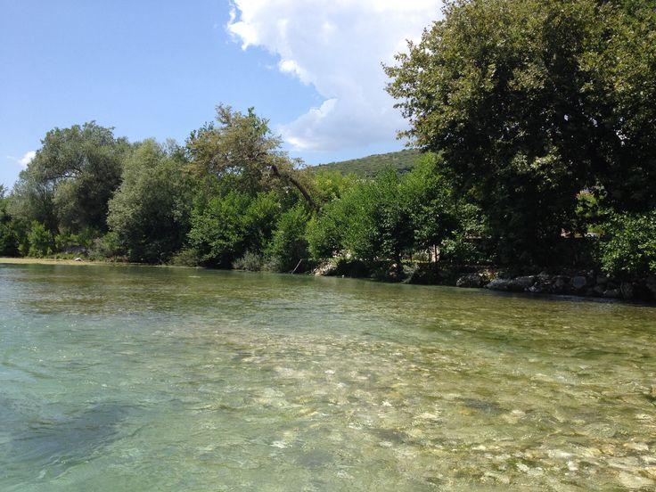 Axerwndas river #river #axerwndas #preveza #greece #summer