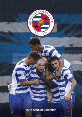 Reading FC 2014 Calendar