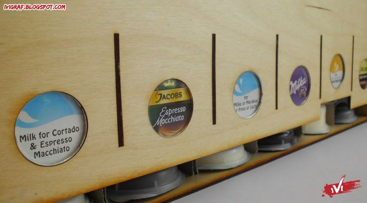 1000 images about tassimo on pinterest storage ideas close up and pringle - Porte dosettes tassimo ...