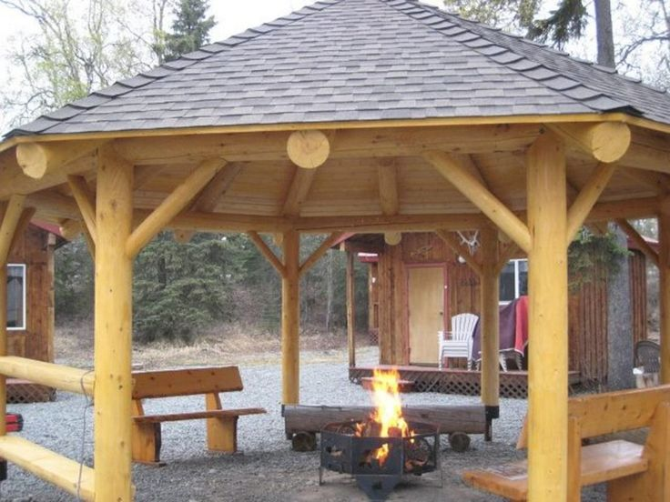 Phenomenon 24 Way To Enhance Your Home Yard Beauty With Porch Swing Fire Pit